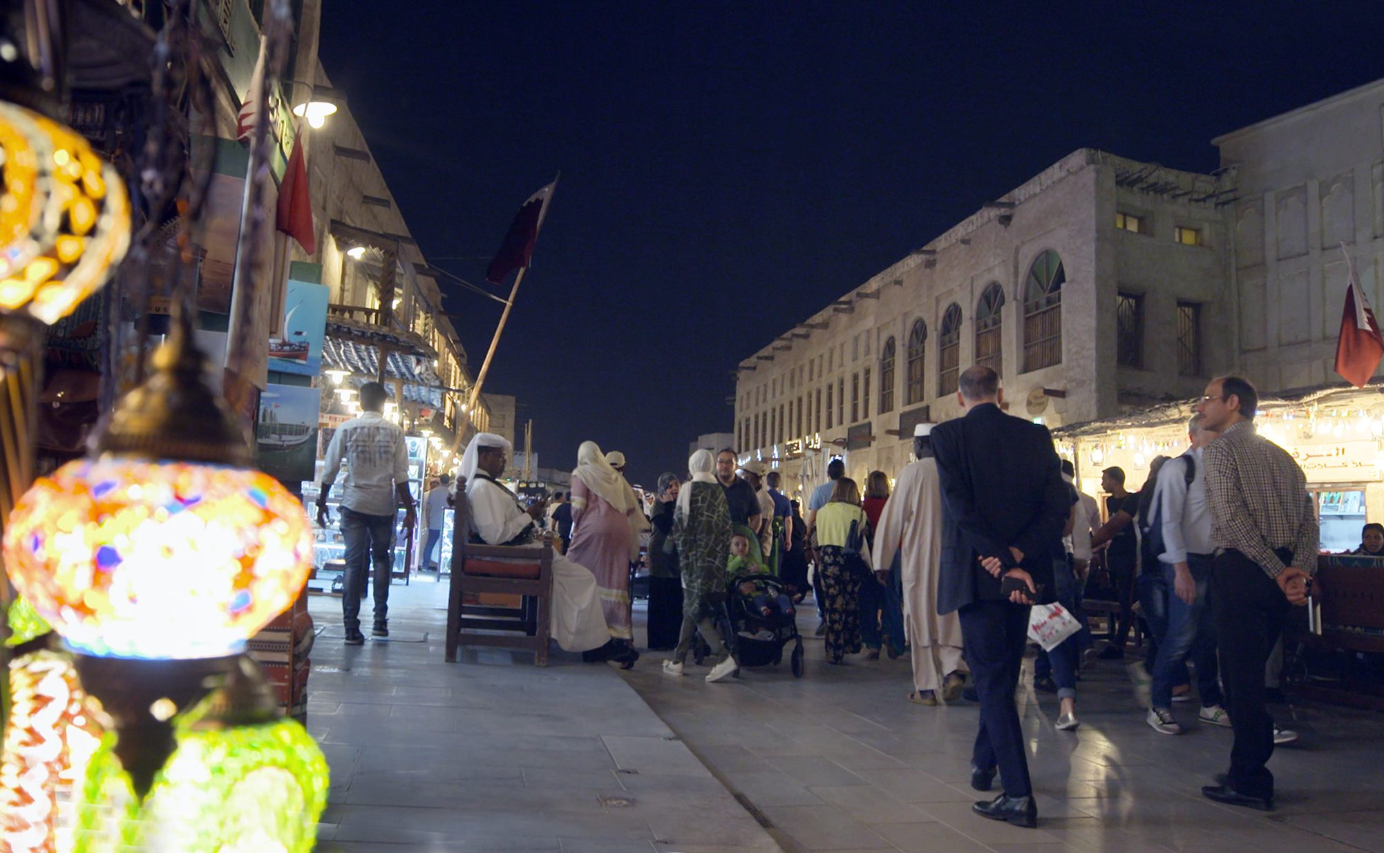 Ambience at Souq Waqif 1 – Doha 360